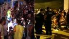 Atak paniki przed koncertem. Minister do dymisji