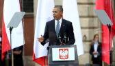 Obama: Ukraińcy dnia dzisiejszego są spadkobiercami Solidarności