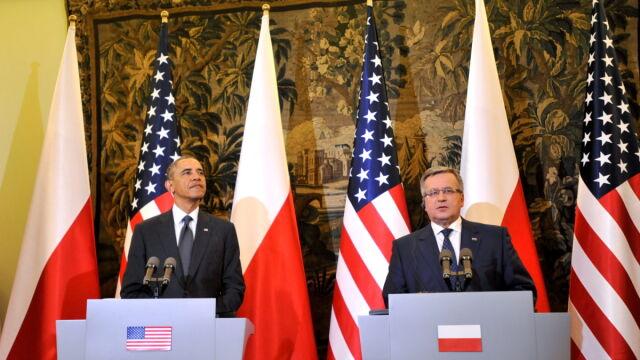 Obama: chcę usłyszeć od Poroszenki, czego potrzebuje Ukraina