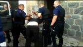 Przesłuchanie mężczyzny podejrzewanego o zabójstwo 50-latki w Mrągowie
