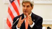 Reporterka TVN24 o tematach rozmów Kerry'ego z polskimi politykami