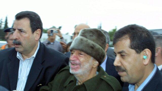 Arafat otruty?