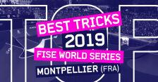 Najlepsze triki z zawodów BMX Freestyle w Montpellier