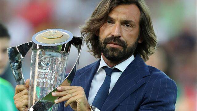 """Od Maestro do… trenera!"". Pirlo wrócił do Juventusu"