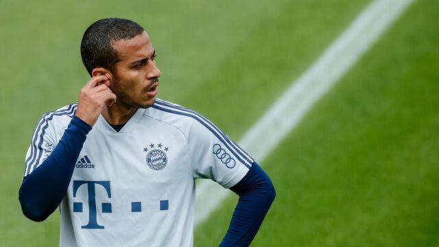 "Bayern wycenił Thiago. ""Minimum 30 milionów euro"""