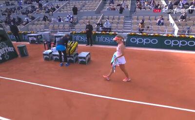Kenin awansowała do półfinału Roland Garros
