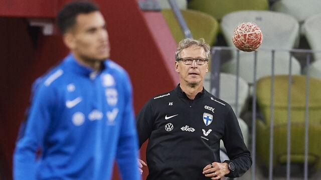 Trener Finów spodziewa się trudnego meczu z Polską