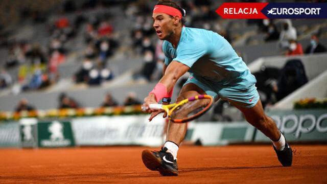 Nadal zwycięzcą French Open. Djoković bez szans w finale