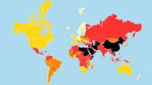 Raport o wolności prasy. Polska spadła