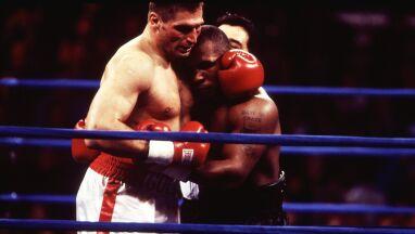 Tyson o walce z Gołotą: ten jeden raz wszedłem do ringu na haju