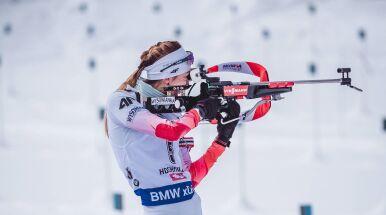 Polskie biathlonistki blisko pierwszej dziesiątki w sztafecie w Hochfilzen
