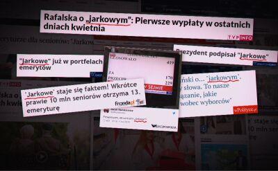 Jarkowe i piątka Kaczyńskiego, strategia PiS-u po aferze ze Srebrną