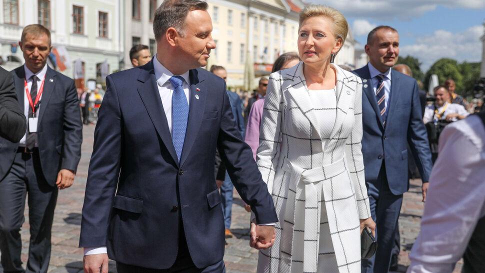 Prezydent Andrzej Duda z żoną zaproszeni do Białego Domu