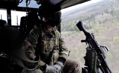 NATO. Brytyjskie helikoptery szturmowe w ćwiczeniach Spring Storm 19