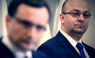 Łukasz Piebiak i Jakub Iwaniec. Historie sędziów dobrej zmiany