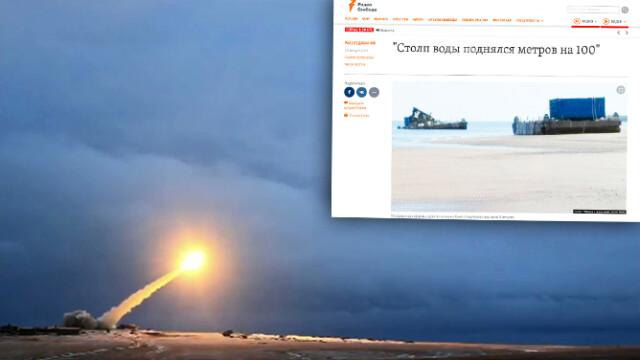 Rosjanie zginęli, wyciągając coś z morza?