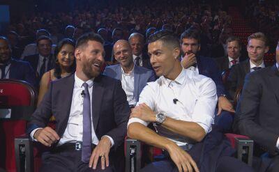 Cristiano Ronaldo: mam nadzieję na wspólną kolację z Leo Messim