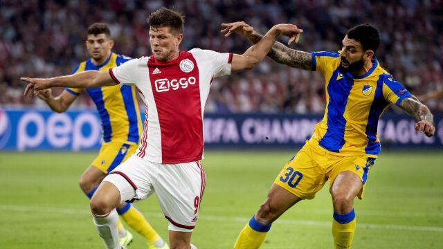 Ajax bez niespodzianki. Znani wszyscy uczestnicy fazy grupowej Ligi Mistrzów