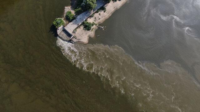 Polska tłumaczyła się ze ścieków w Wiśle państwom basenu Morza Bałtyckiego