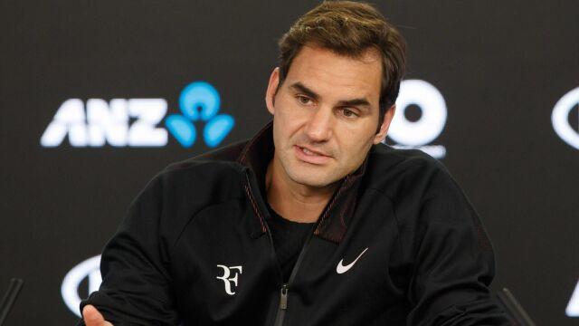 """Federer ma plan ratowania tenisa. """"Czy jestem jedynym, który o tym myśli?"""""""