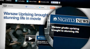 Wpadka amerykańskiej NBC. Pomyliła zryw w getcie z Powstaniem Warszawskim