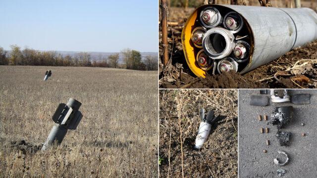HRW: w Donbasie używają bomb kasetowych