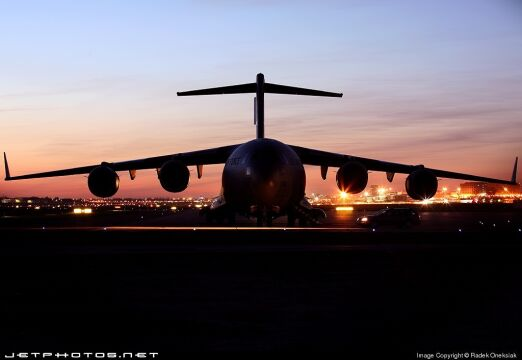 US Air Force / Boeing C-17A Globemaster III