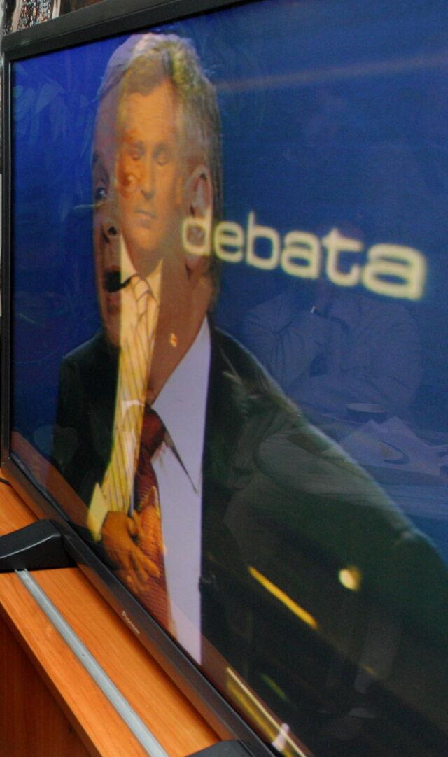 Prasa o debacie: jak Polak z Polakiem