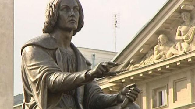 Ukradli Kopernikowi sferę. Chcieli pójść z nią na kebab