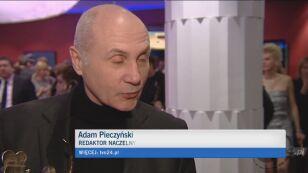 Adam Pieczyński, redaktor naczelny TVN24
