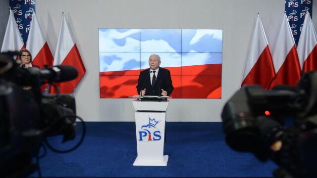 Kaczyński: jestem głęboko przekonany, że prezydent powienien podpisał ustawę o IPN