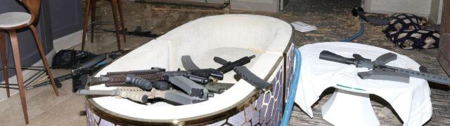 Sprzedał amunicję zamachowcowi z Las Vegas. 55-latek z zarzutami