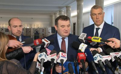 Poseł PO Stanisław Gawłowski zrzekł się immunitetu