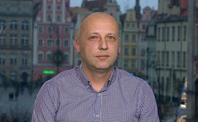 Paweł Michalski: ratuje się osoby, które mogą się poruszać