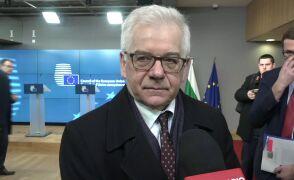 Czaputowicz w Brukseli: nie było mowy o żadnych ustępstwach