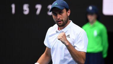 Sensacja w Australian Open. Debiutant, 114. gracz rankingu zagra w półfinale