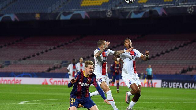 Karny dla Barcelony, Neymar się śmieje