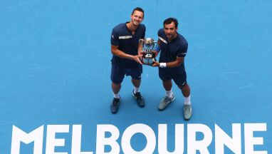Dodig i Polasek mistrzami Australian Open.