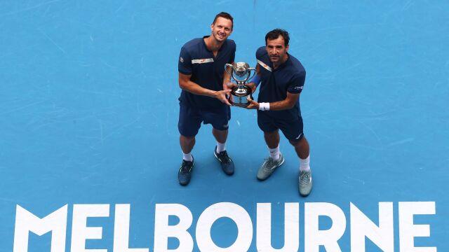 """Dodig i Polasek mistrzami Australian Open. """"Jeden z najlepszych występów w finale"""""""