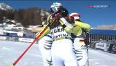 Niemcy z brązowym medalem mistrzostw świata w drużynowym slalomie równoległym