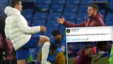 Piłkarz Realu oburzył kibiców.