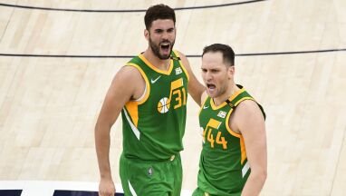 Bój się Bojana. Wielki mecz Chorwata z Utah Jazz
