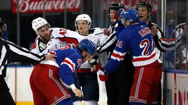 """Najwyższa kara w historii NHL za krytykę władz. """"Poniżające komentarze"""""""