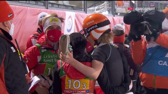 Austriaczki mistrzyniami świata w konkursie drużynowym