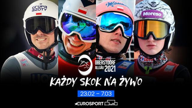 MŚ w narciarstwie klasycznym. Sprawdź transmisje Eurosportu