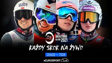 Sprawdź transmisje Eurosportu z MŚ