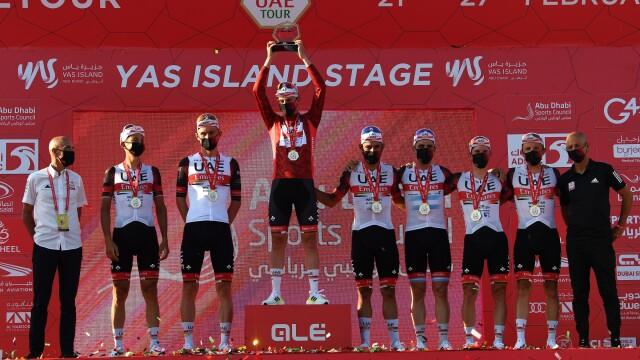 Ostatni etap dla Ewana. UAE Tour dla Pogacara