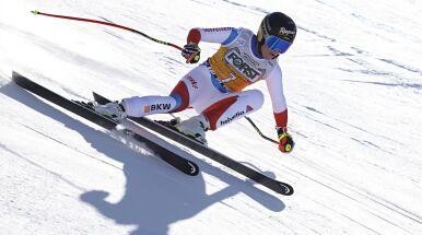 Gut-Behrami wciąż błyszczy. Wygrała zjazd i została liderką Pucharu Świata
