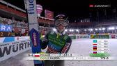 Skok Karpiel z 2. serii konkursu drużynowego kobiet na skoczni normalnej w MŚ