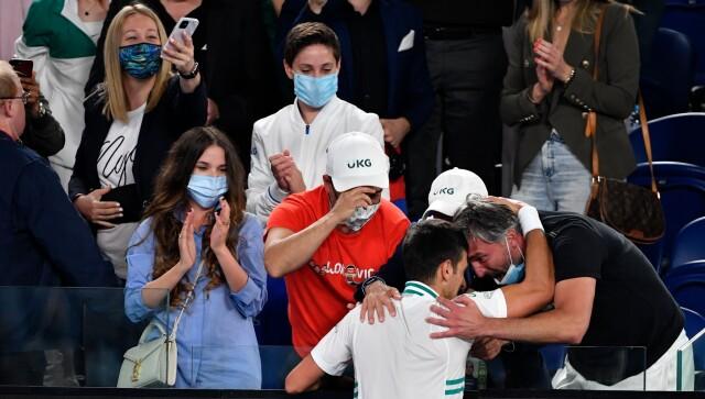 """Djoković goni Federera i Nadala. """"Gdyby teraz nie wygrał, miałby problem z osiągnięciem celu"""""""